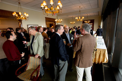 Ninth Annual Finance Conference: Dinner (June 4, 2014)